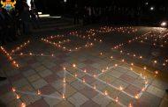Махачкалинцы почтили память погибших в Керчи