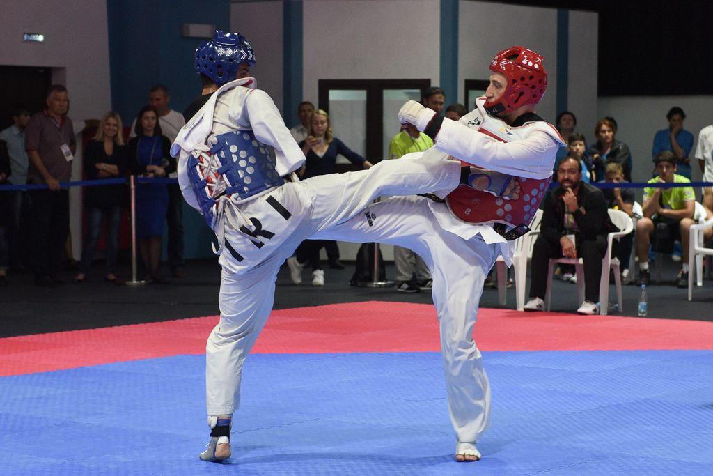 В Махачкале пройдет чемпионат России по паратхэквондо