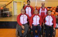 Спортсмены-колясочники Дагестана стали первыми на Всероссийских соревнованиях по настольному теннису