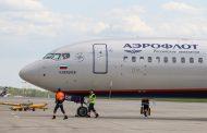 Пассажирский самолет, летевший в Махачкалу, экстренно сел в Домодедове
