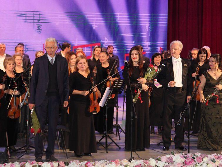 В Махачкале состоялось закрытие фестиваля «Порт-Петровские Ассамблеи»