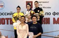 Айзанат Муртазаева выиграла всероссийский турнир по фехтованию