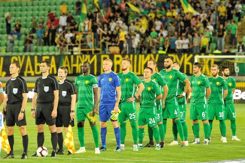 Игроки «Анжи» по-прежнему намерены бойкотировать матч с ЦСКА
