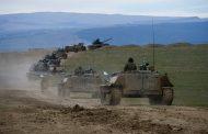 На полигонах Дагестана и Ставрополья проходят учения бойцов 58-й армии