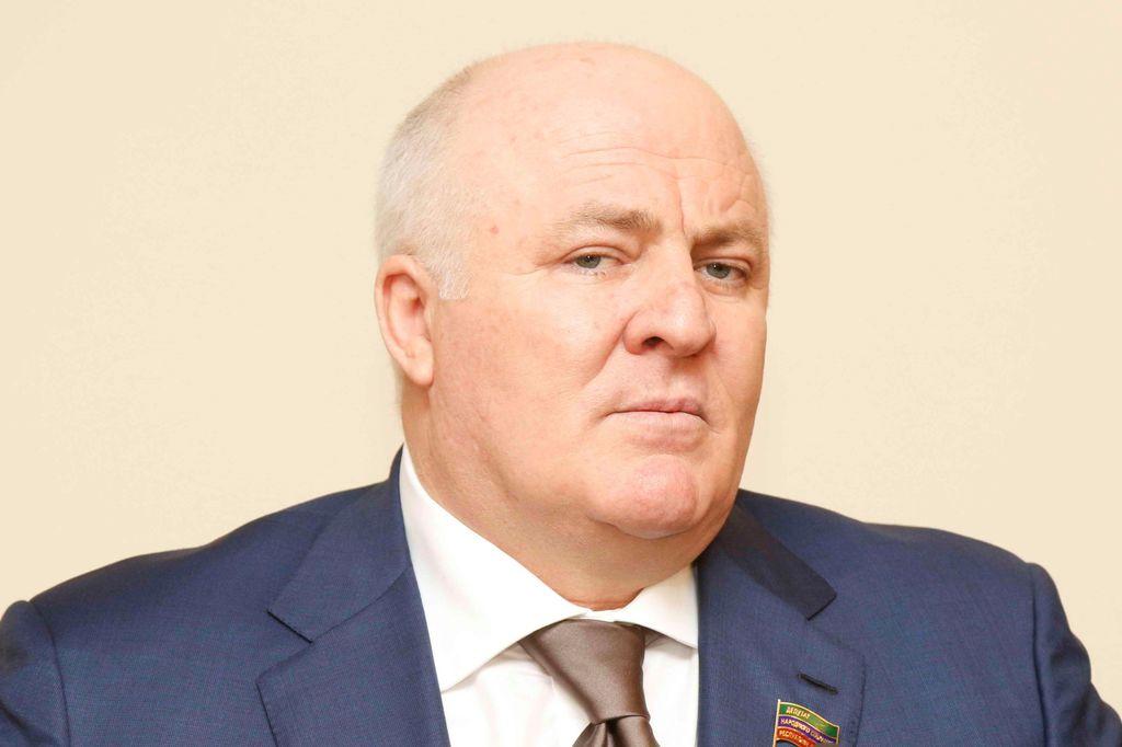 Магомед Сулейманов уволен с должности директора ТФОМС