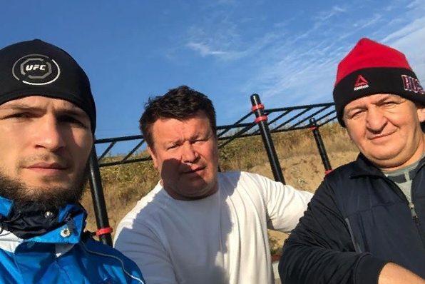 Бывший чемпион UFC Олег Тактаров приехал в Дагестан