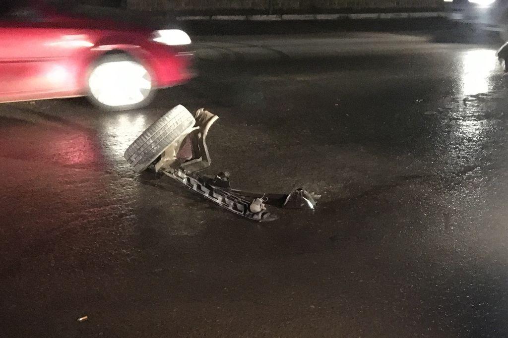 В аварии с участием грузовика погиб человек