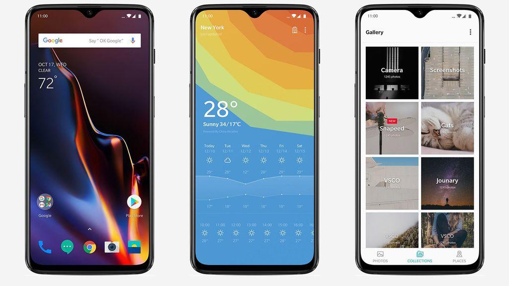 Компанией OnePlus представлен новый смартфон OnePlus 6T