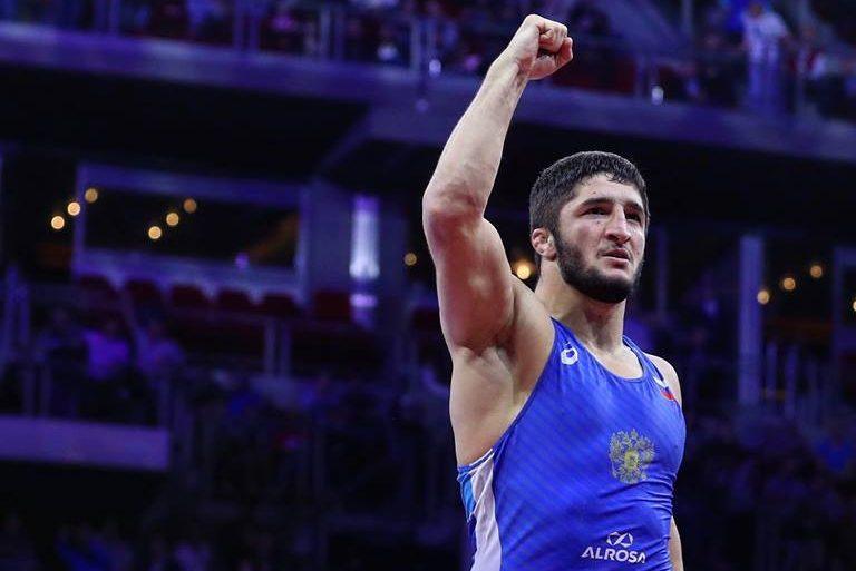 Абдулрашид Садулаев возглавит сборную России на домашнем Кубке мира
