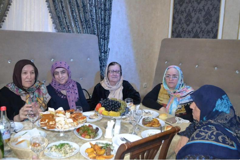 Международный день пожилых людей отметили в Буйнакском районе