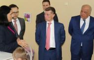 Максим Топилин посетил дом-интернат «Забота»