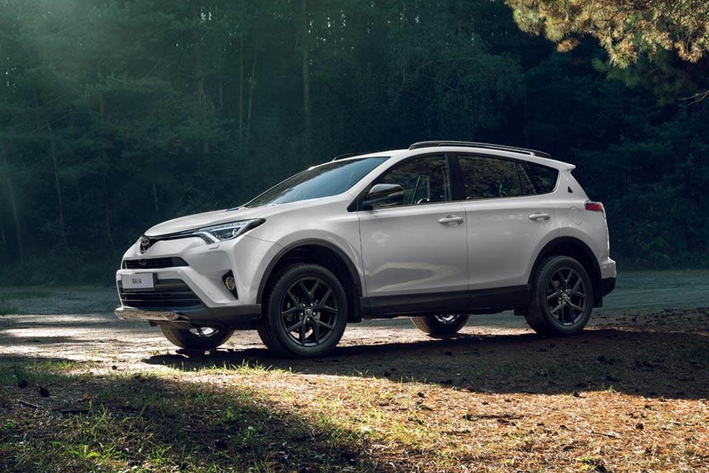 Toyota представила юбилейный кроссовер