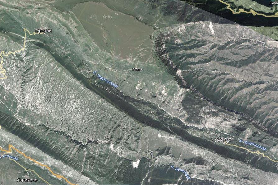 В горах Дагестана спустя сутки потушен лесной пожар