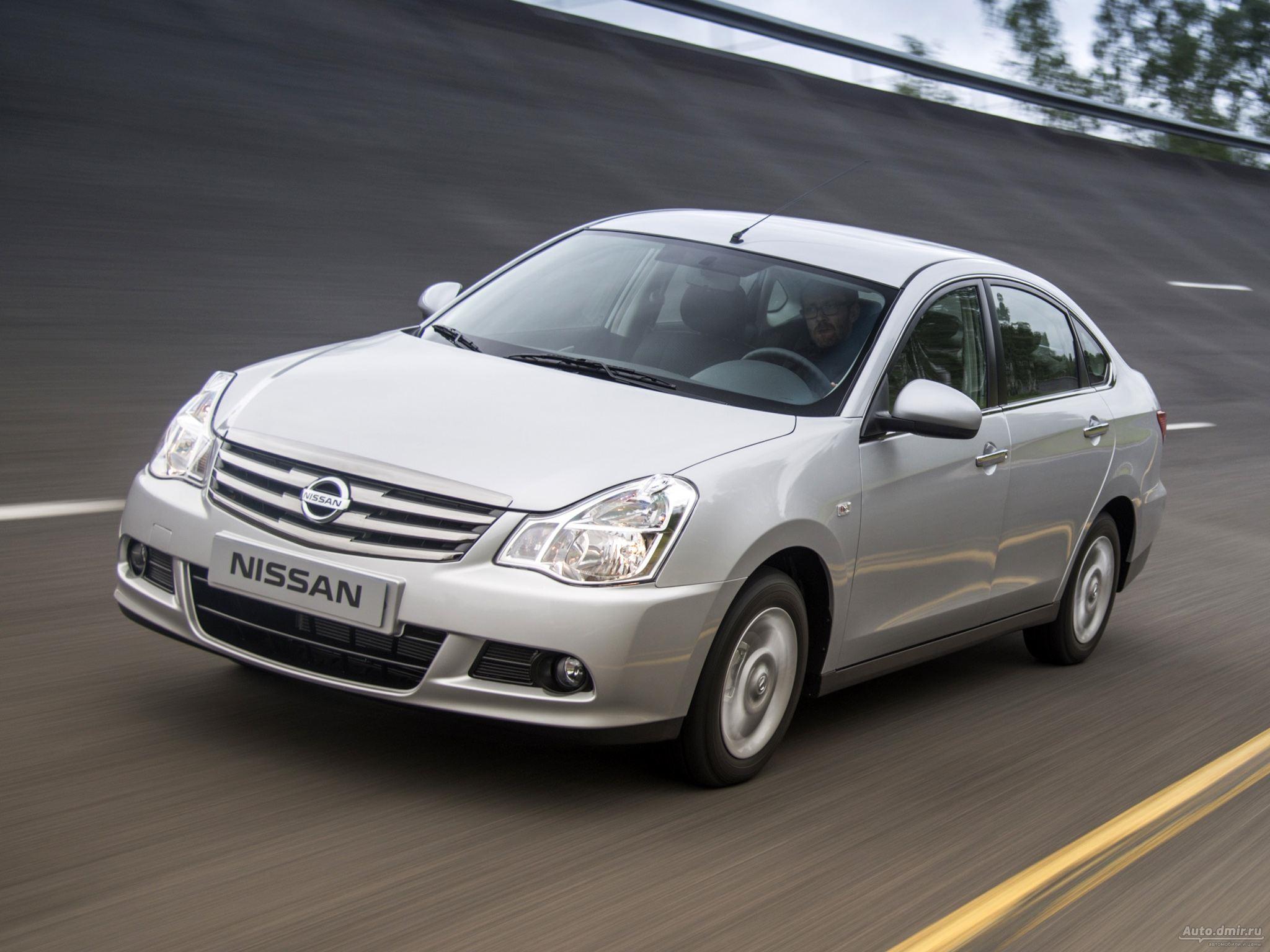 Nissan прекратил выпуск седана Almera в России