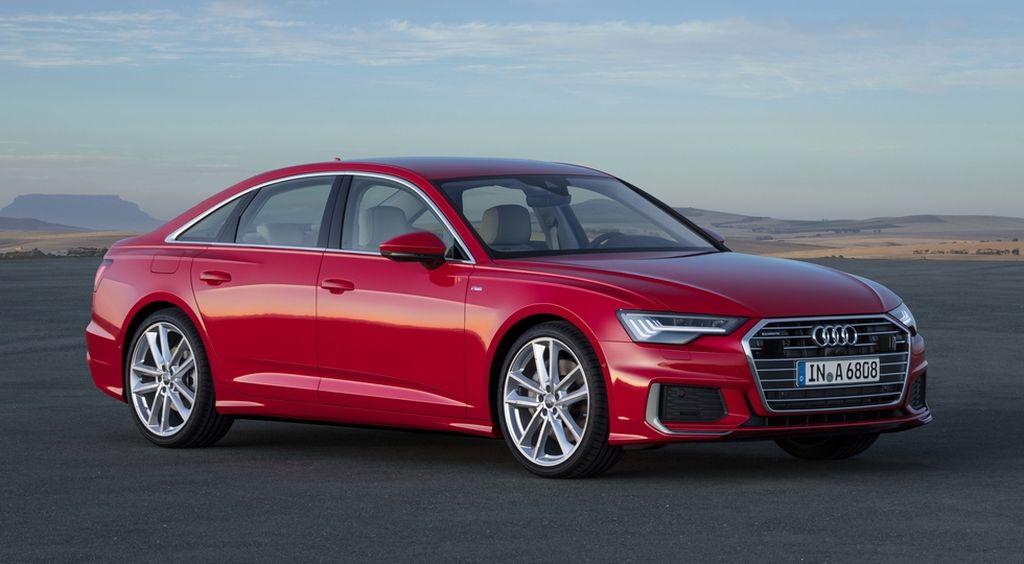 Седан за 4 млн: в России стартовали продажи Audi A6