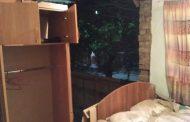 В Махачкале рухнула стена жилого дома, никто не пострадал