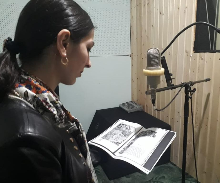 В Дагестане заработал проект «Аудиокниги на родных языках»