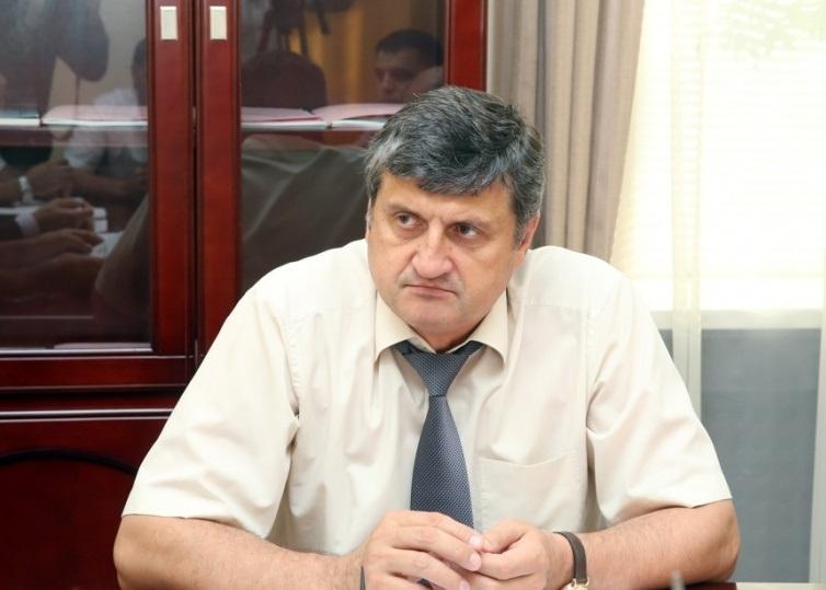Алексей Гасанов стал представителем президента в ККС