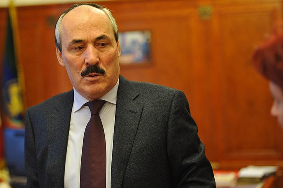Рамазан Абдулатипов может стать постпредом России в ОИС