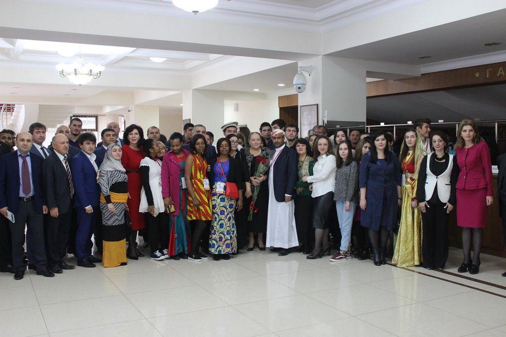 В Дагестане пройдет второй этнофестиваль студентов-иностранцев