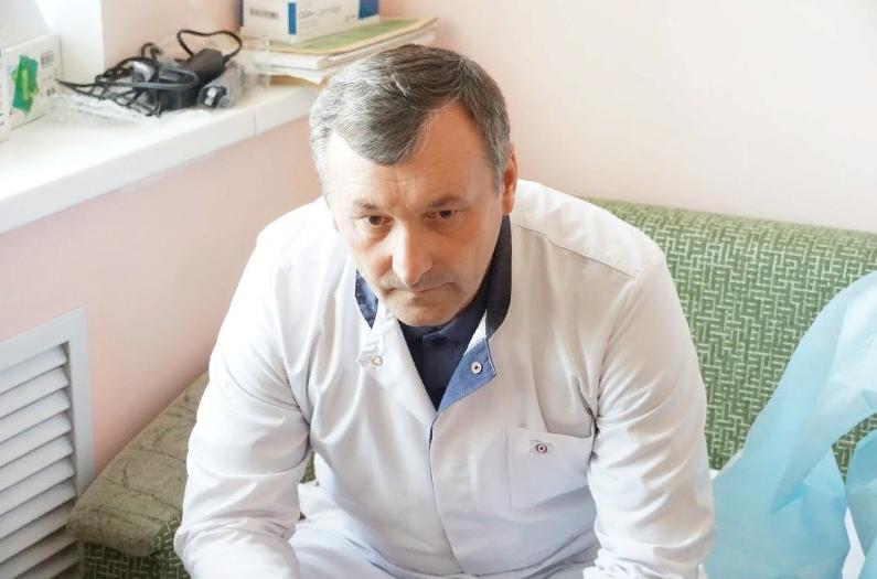 Главный специалист по ожогам Нижегородской области прибыл в Дагестан