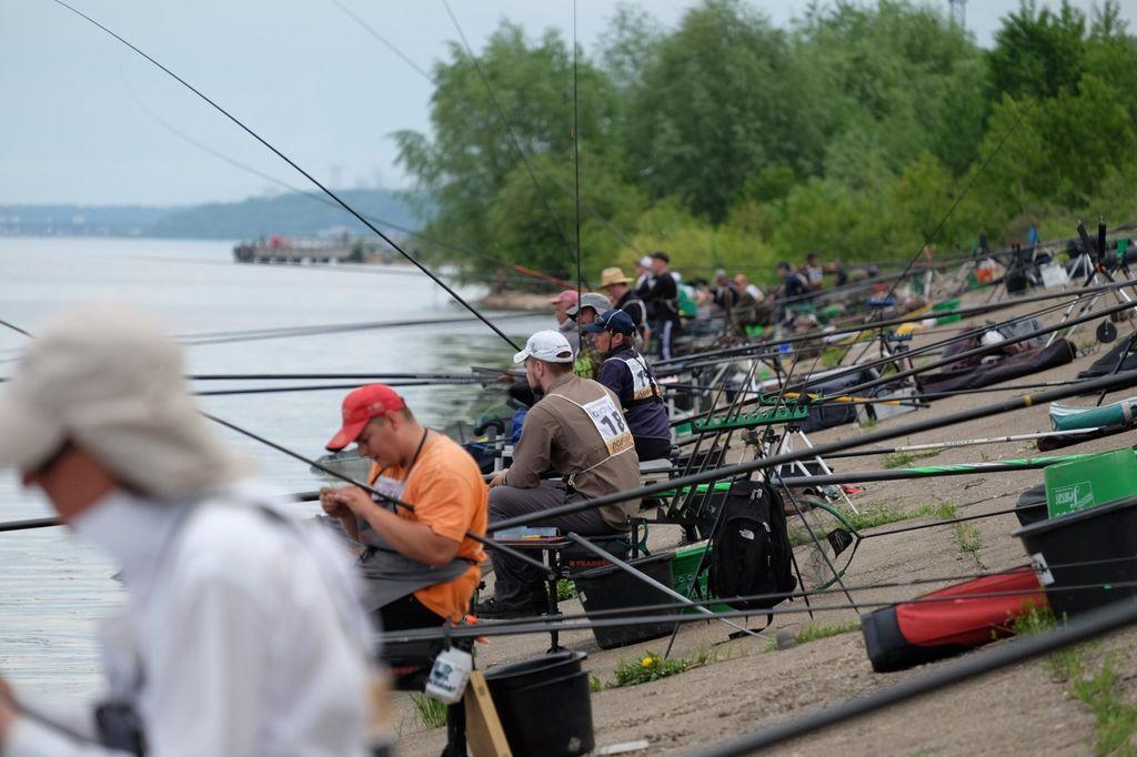 Соревнование по рыболовству пройдет в Каякентском районе