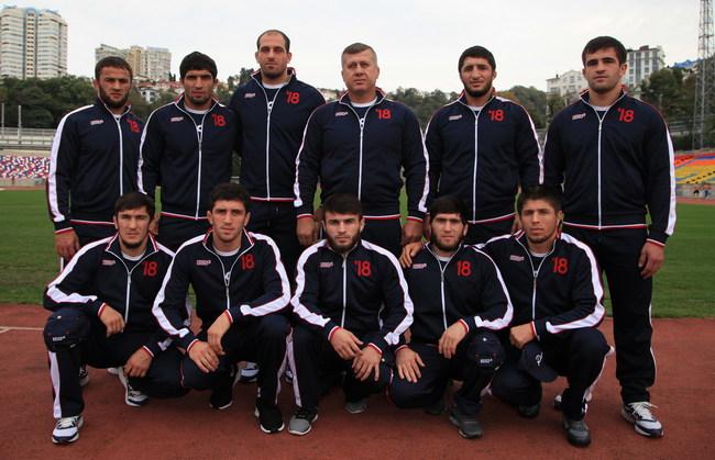 В сборной России на «мире» – семеро дагестанских вольников
