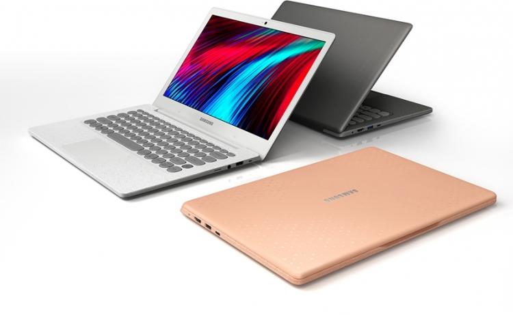 Samsung в ретро-стиле. Компания представила ноутбук с клавиатурой в стиле печатной машинки