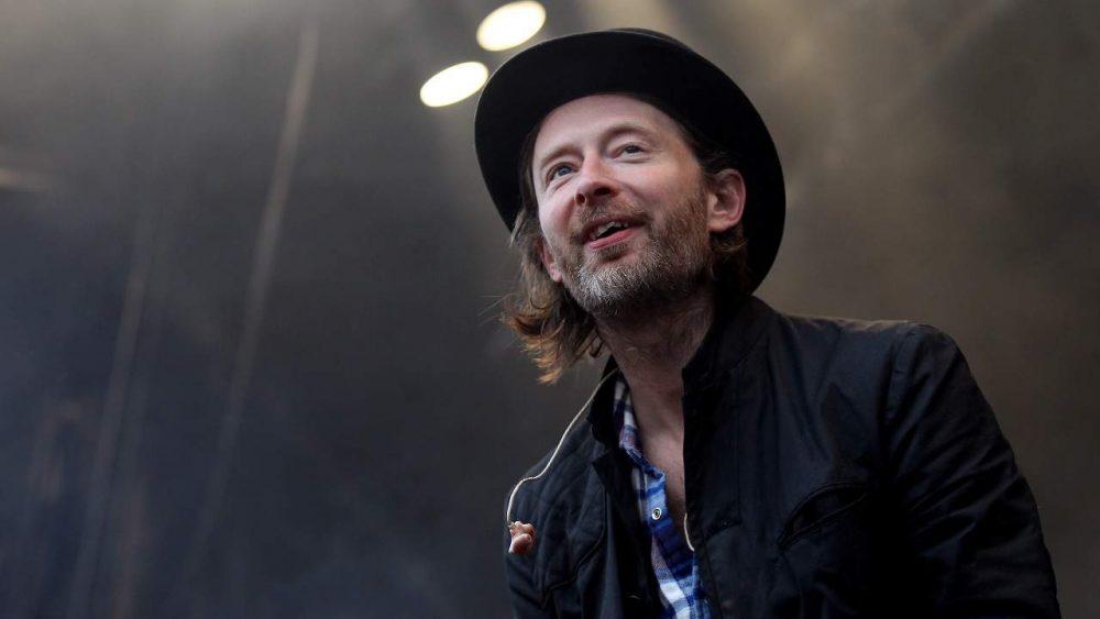 Вокалист Radiohead выпустил саундтрек-альбом