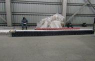 Полицейские изъяли на КПП в Дагестане полторы тысячи бутылок водки