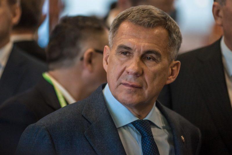 Дагестан с рабочим визитом посетит Рустам Минниханов