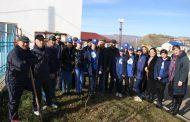 Дахадаевский район поддержал акцию «Зеленые километры»