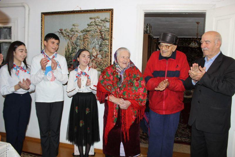 Владимир Путин поздравил ветерана из Избербаша с 90-летием