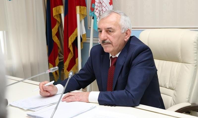Абусупьян Гасанов участвует в следственных действиях в мэрии