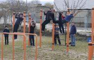 В сельских школах Дагестана за 2018 год построено более 150 воркаут-площадок