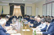 Антитеррористическая комиссия провела заседание в Буйнакском районе