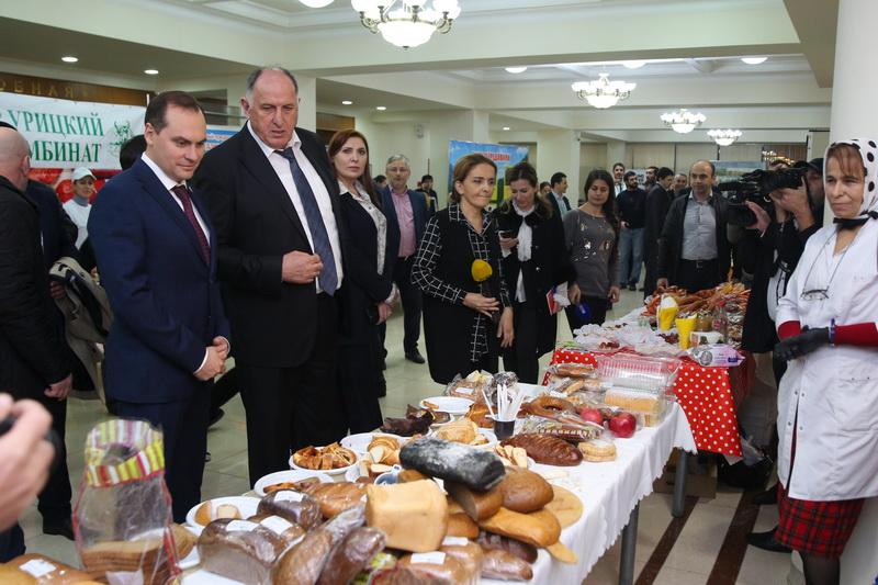 В Махачкале прошел форум аграриев «Золотая осень Дагестана»