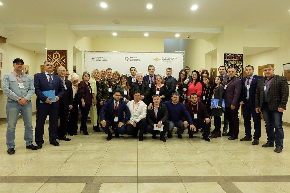 В Дагестане начался молодежный  форум «Мирный Кавказ»