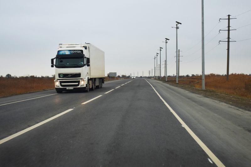В Дагестане завершена реконструкция дороги Астрахань - Махачкала
