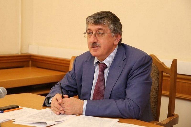 Исмаил Эфендиев переведен под домашний арест