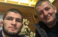 Хабиба Нурмагомедова и его отца представят к государственным наградам Дагестана