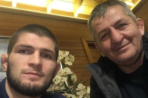 Пресс-конференция Хабиба Нурмагомедова отменена в связи со смертью его отца