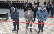 В Шамильском районе прошло открытие нового отдела полиции