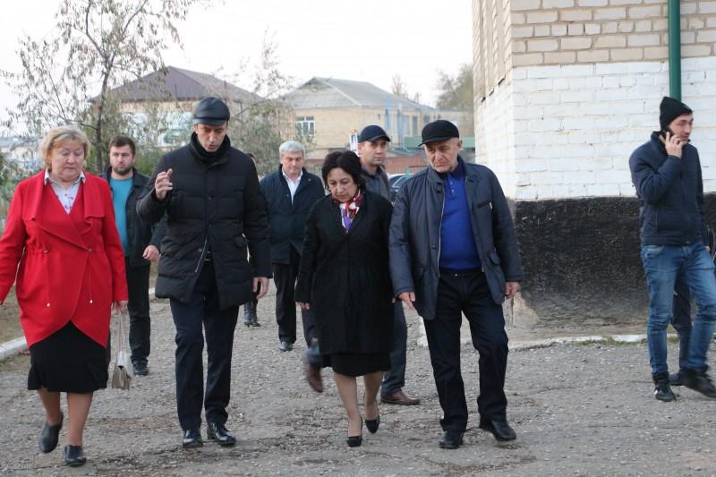 Власти Дагестана проинспектировали школы Махачкалы и Каспийска