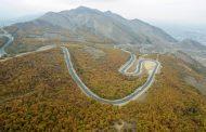 В Дагестане завершился ремонт дороги на Буйнакском перевале