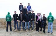 Участники Всекавказского форума сельской молодежи посетили Дербент