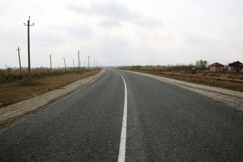 В Дагестане завершился ремонт дороги Шамхал – Богатыревка
