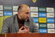 Главный тренер «Анжи» Магомед Адиев: Все у нас идет кувырком