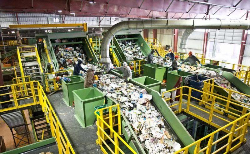 В Дагестане будут запущены семь заводов по сортировке мусора