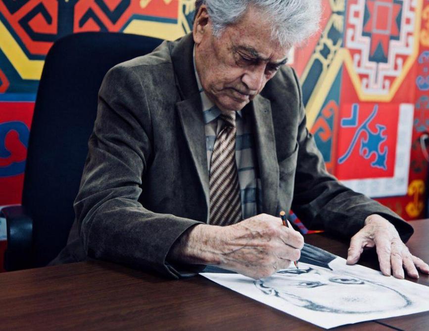 В Махачкале состоится выставка графических работ Сугури Увайсова